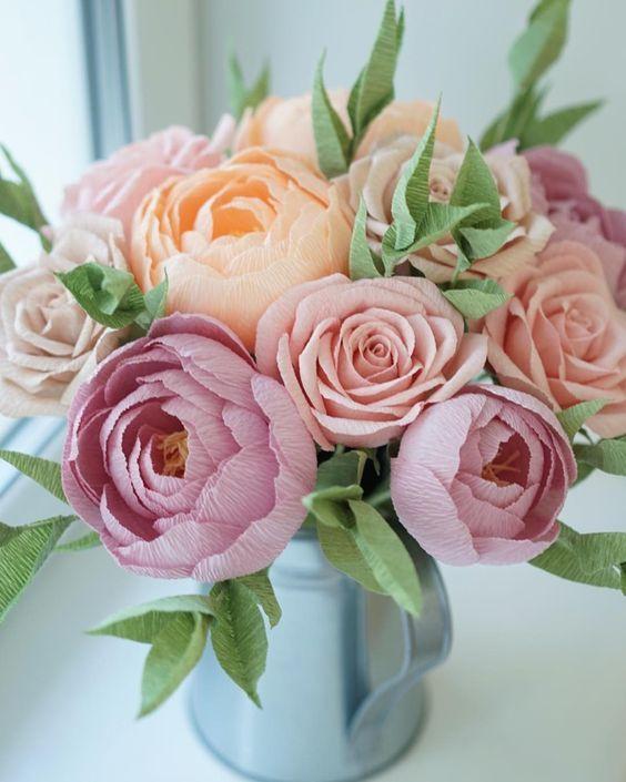 lọ hoa decor cửa hàng