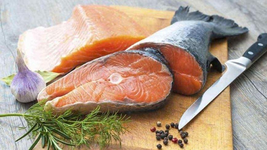 Cá béo chứa nhiều Protein cực tốt, tóc đẹp quyến rũ