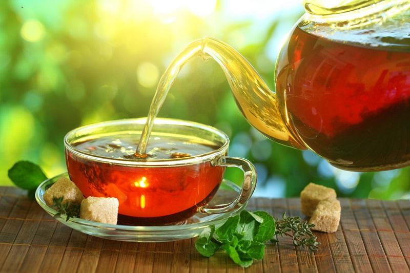 Các loại trà thảo mộc tốt cho sức khỏe