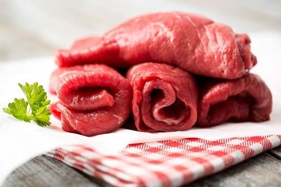 Cách khử mùi tanh cho thịt bò