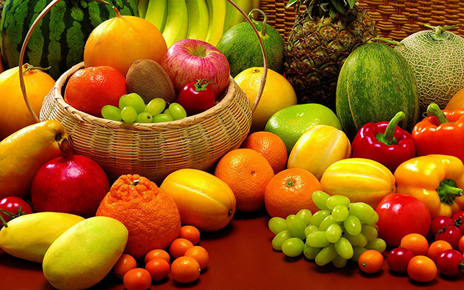 Gorgeous Mix Fresh Fruits