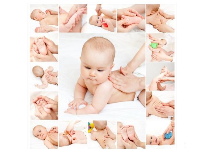 Hướng dẫn massage cho trẻ nhỏ đúng cách