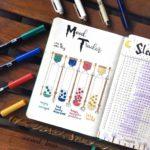 Bộ sưu tập Bullet journal – danh sách khổng lồ với hơn 100 ý tưởng bộ sưu tập Bujo