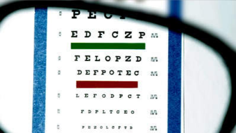 Kiếm tra sức khỏe mắt của bạn