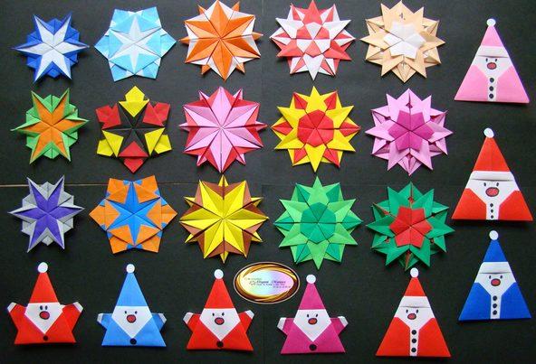 Nghệ thuật xếp giấy Origami Nhật Bản