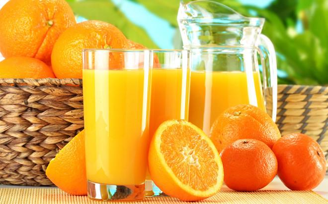 Sai lầm khi uống nước cam