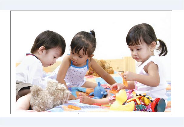 Trẻ em cần được chăm sóc chu đáo