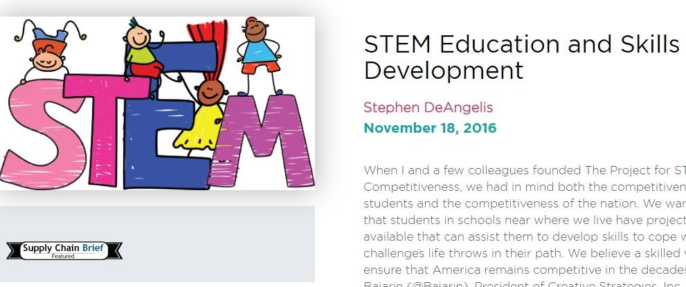Giáo dục STEM là môn học?