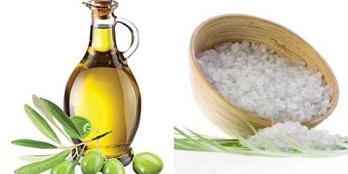Thành phần của muối tinh chứa khá nhiều các khoáng chất vi lương và clorua natri nên rất hiệu quả trong việc tẩy tế bào chết cho da.