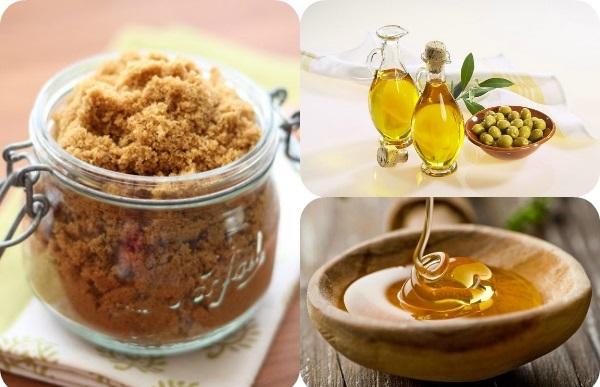 """Trong đường nâu có chứa axit glycolic có tác dụng làm sạch lớp tế bào chết, duy trì làn da khỏe mạnh còn mật ong được mệnh danh là """"thần dược"""" giữ ẩm tuyệt vời và giúp kháng khuẩn tự nhiên."""