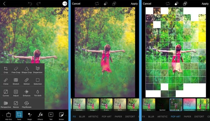 best photo editing apps picsart 696x403
