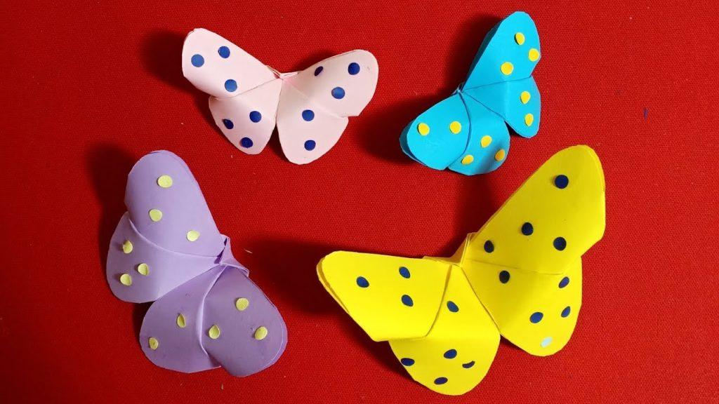 cach tao nen nhung chu buom dep doc la mang phong cach gap giay origami nhat ban 59272