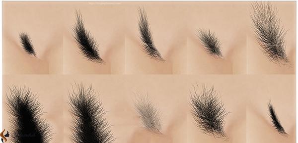 Chị em có thể cắt tỉa lông vùng kín thành các hình dạng đẹp và quyến rũ