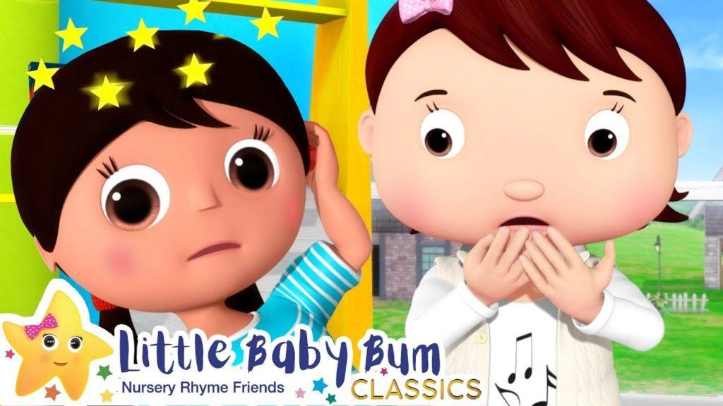 Sorry Song - Nursery Rhymes & Kids Songs - Little Baby Bum