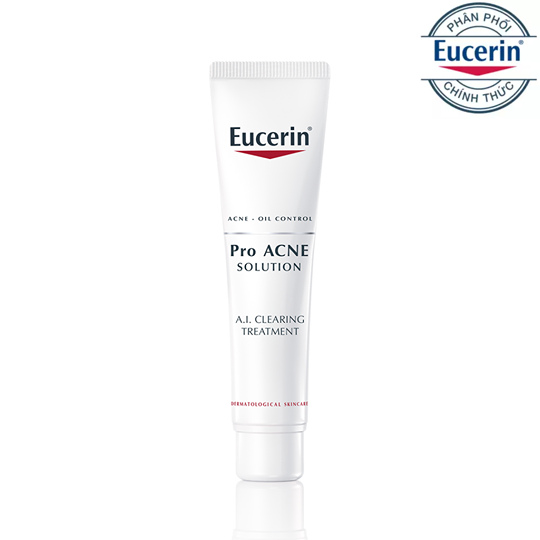 kem tri mun eucerin pro acne ai clearing treatment