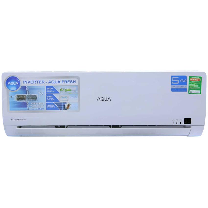 Máy Lạnh Inverter Aqua AQA-KCRV9WJB đa tính năng