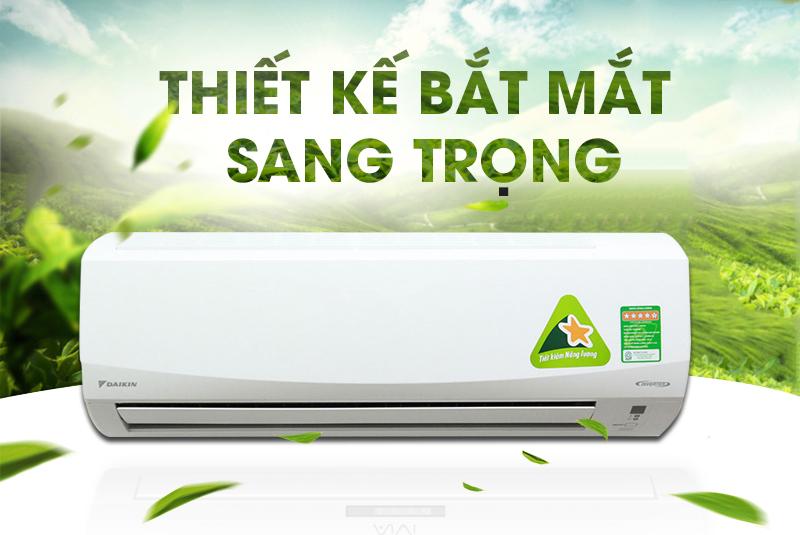 Máy Lạnh Daikin FTKC25TVMV/RKC25TVMV Inverter được nhập khẩu chính hãng từ Thái Lan