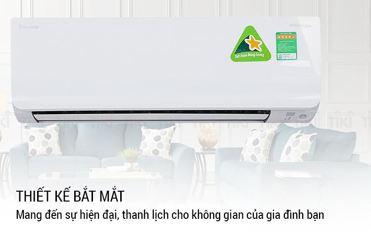 Máy lạnh Inverter Daikin FTKC25TVMV/RKC25TVMV