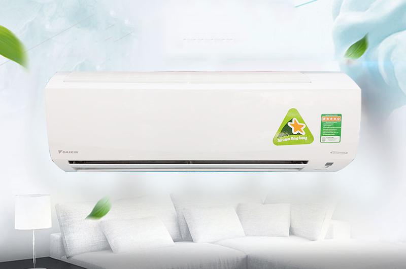 Máy lạnh Inverter Daikin FTKC25TVMV/RKC25TVMV có độ bền cao