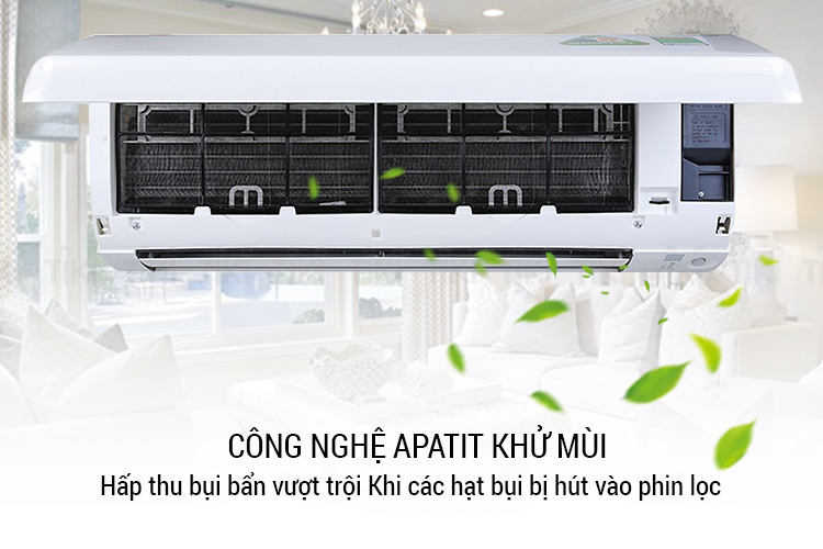 Máy Lạnh Treo Tường Daikin FTKC25TVMV/RKC25TVMV Inverter