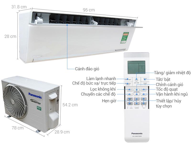 Cách vệ sinh máy lạnh PANASONIC tại nhà