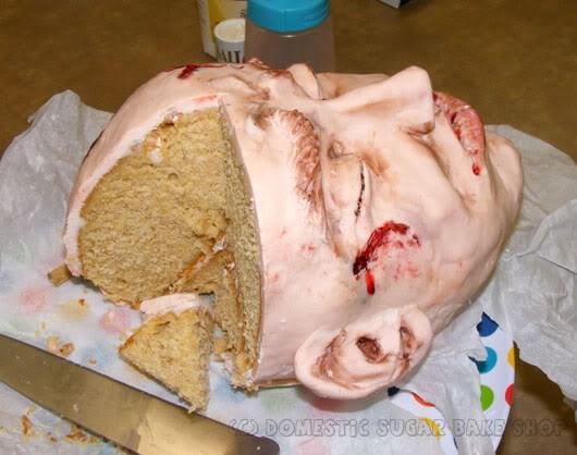 những loại bánh có hình kinh dị bạn có dám ăn thử?????