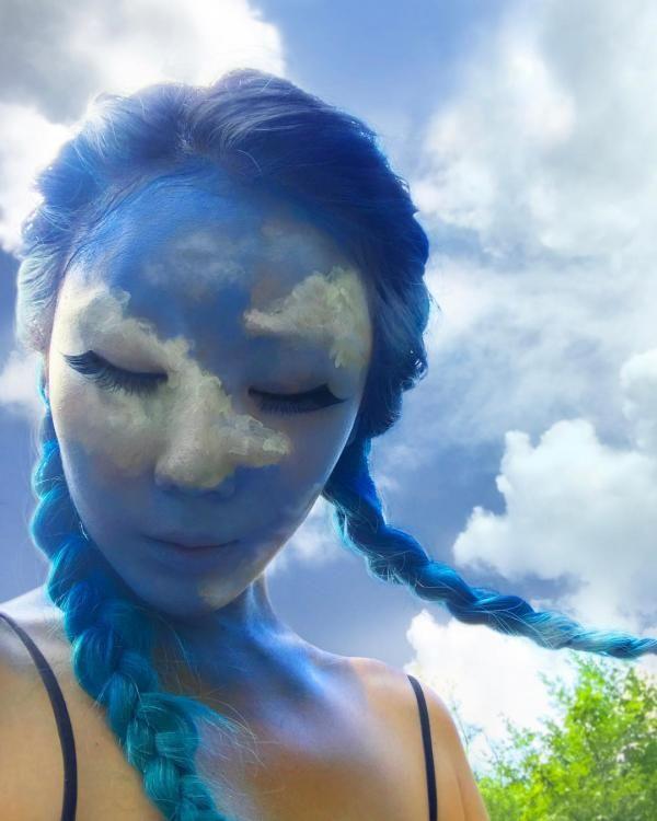 Những mẫu make up độc mà lạ nhất thế giới bạn có dám thử