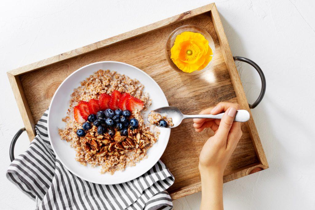 Bữa ăn sáng là bữa ăn quan trọng nhất trong ngày
