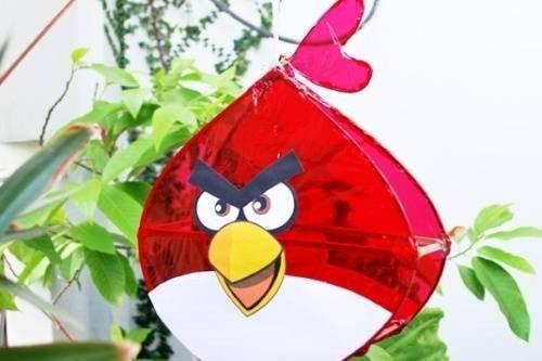 Đèn lồng angry bird trung thu