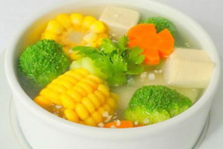 10 2cách làm Canh bông cải chay
