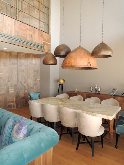 Phòng ăn theo Visage Home Style, Hiện đại