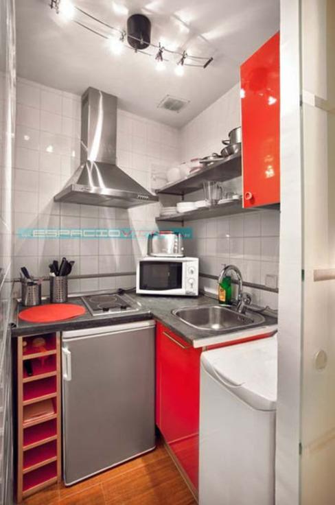 Nhà bếp theo Javier Zamorano Cruz, Châu Á
