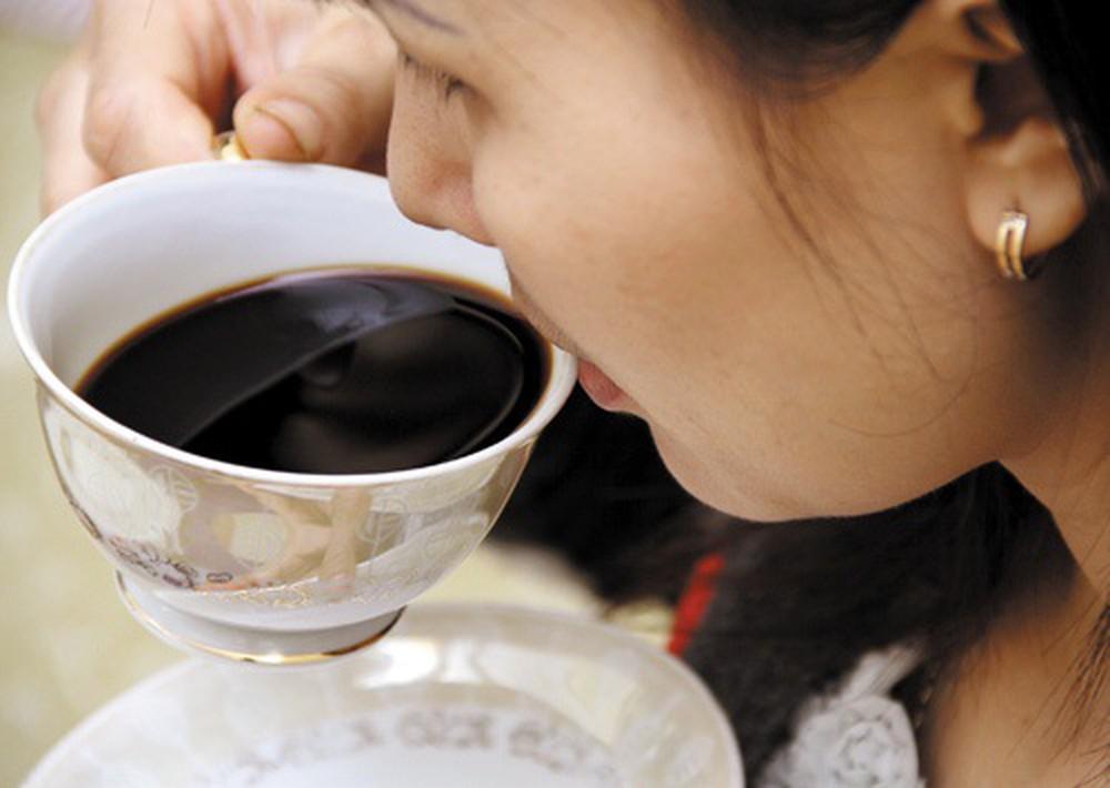 Mẹ bầu kiêng cà phê