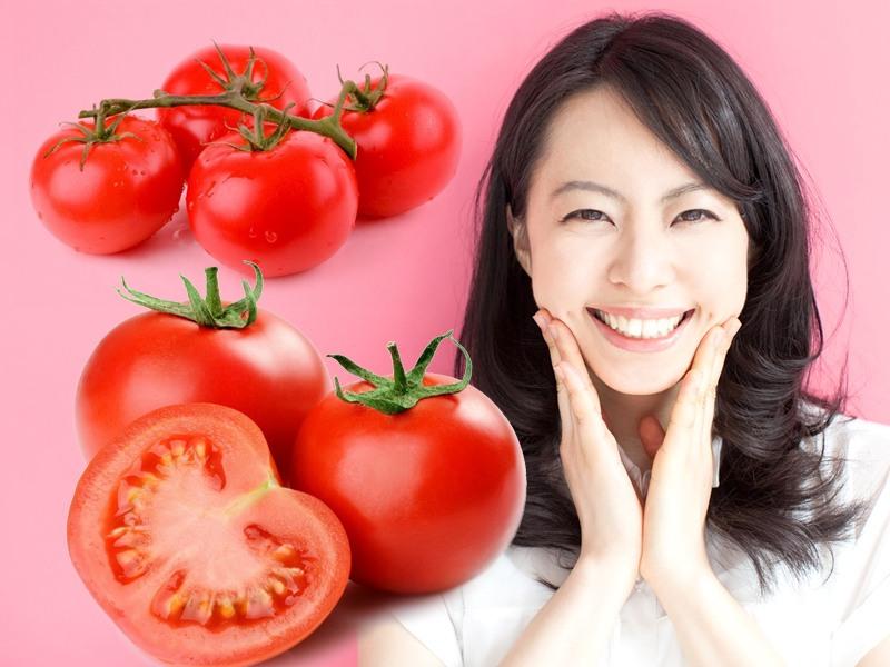 rau củ quả Cà chua