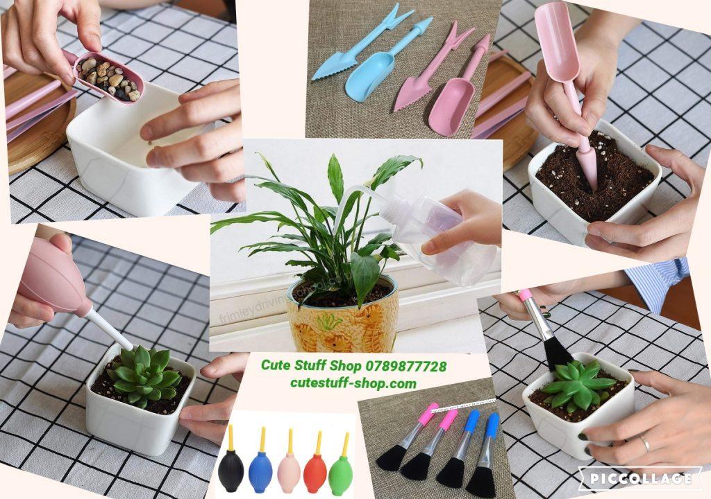 16 dụng cụ trồng cây