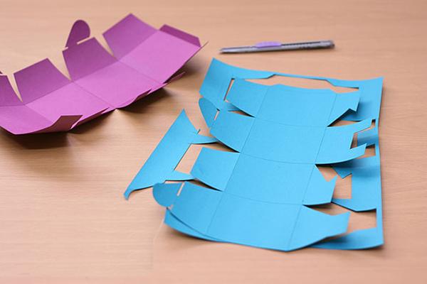 2 Cách làm hộp quà handmade bằng giấy dễ thương và đáng yêu