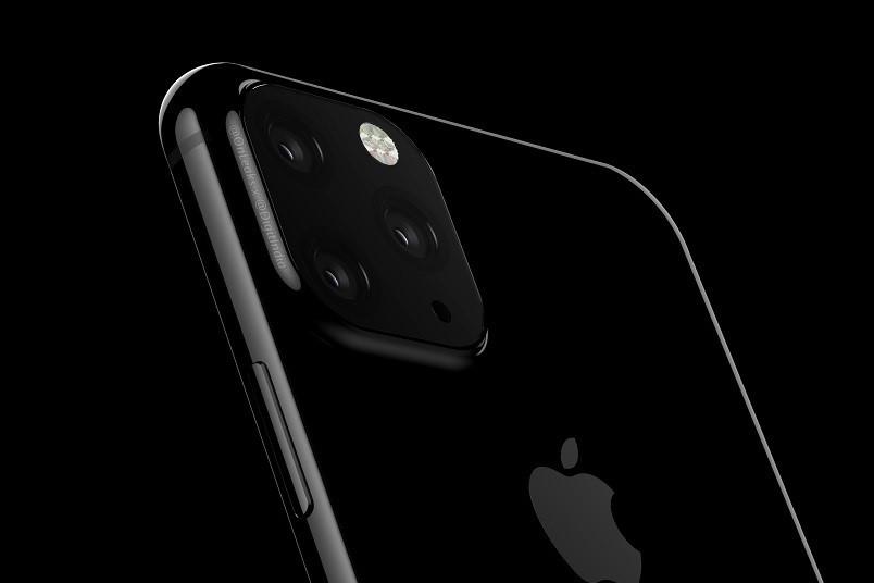 iPhone XI camera design render 1