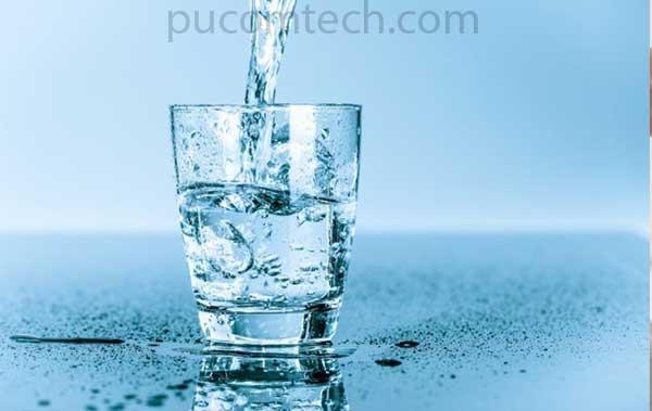 Chọn nước sạch để tưới.