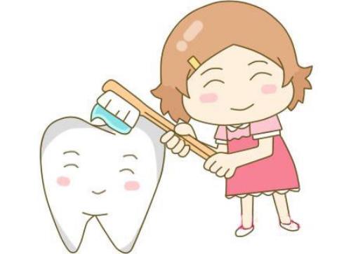 Chăm sóc hàm răng của cô nàng đẹp