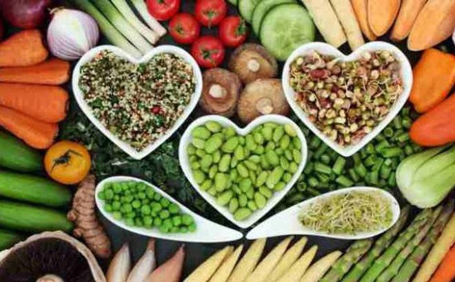 Thực phẩm đa dạng, tươi ngon