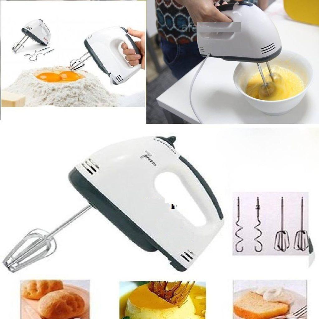 Máy đánh trứng cầm tay có rất nhiều chức năng