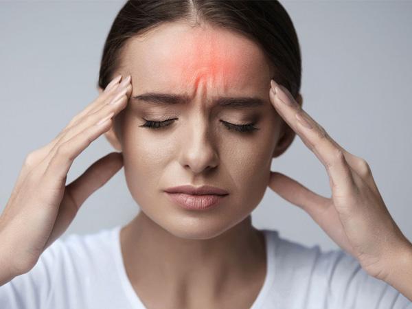 Đau đầu dấu hiệu của bệnh thiếu máu não