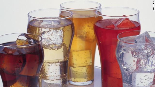 Soda và rượu gây hại cho răng miệng
