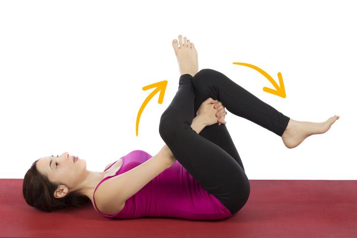 6 tư thế giảm đau lưng