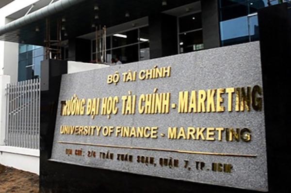 Đại học Marketing Tp HCM