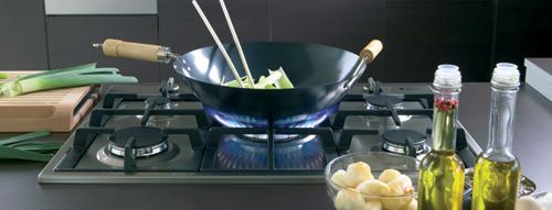 bếp dùng bằng ga