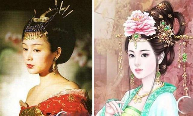Bí quyết chăm sóc da của Thái Bình công chúa
