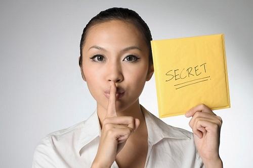Biết giữ bí mật của người khác