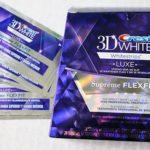 Review: Miếng dán tẩy trắng răng Crest – Làm trắng tốt nhưng hại răng