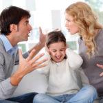 Hệ lụy khi bố mẹ cãi nhau